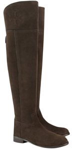 Tory Burch Weathered Brown Boots