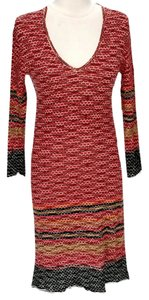 Maxi Dress by M Missoni Pebble Striped Knit