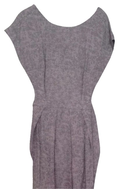 Preload https://item1.tradesy.com/images/funktional-grey-marble-mid-length-workoffice-dress-size-10-m-1219870-0-0.jpg?width=400&height=650