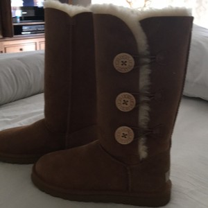 UGG Australia brown tall ugg boots Boots