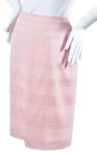 Dior Christian Light Skirt Pink