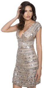 Scala Sequin Jovani Dress