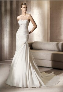 Pronovias Alma/55750 Wedding Dress