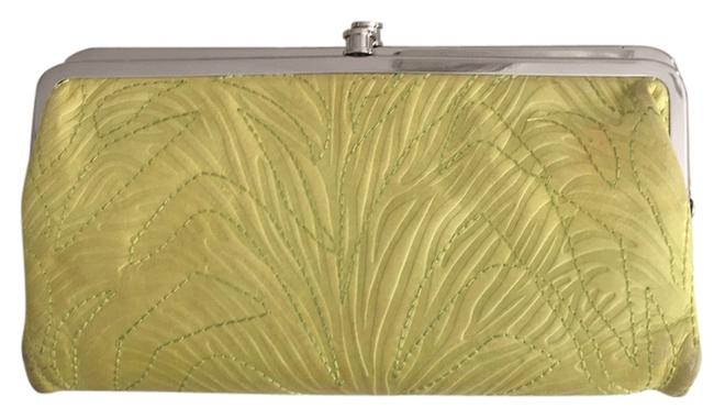Item - Chartreuse Green Leather Clutch