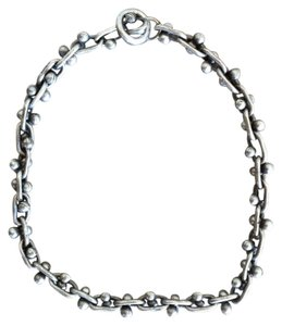 Sarah Pacini Sarah Pacini Sterling Silver Chain Choker Necklace