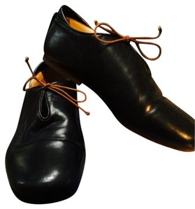 Fausto Santini Handmade Made In Italy Leather Formal
