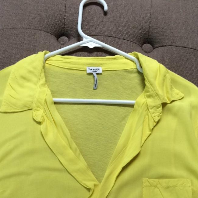 Splendid Top Bright yellow