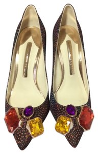 Sophia Webster Multicolor Pumps