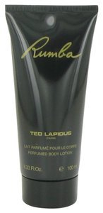 Ted Lapidus RUMBA by TED LAPIDUS ~ Women's Body Lotion 3.4 oz