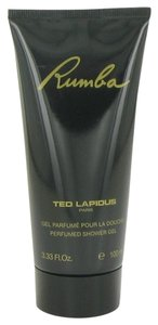 Ted Lapidus RUMBA by TED LAPIDUS ~ Women's Shower Gel 3.4 oz
