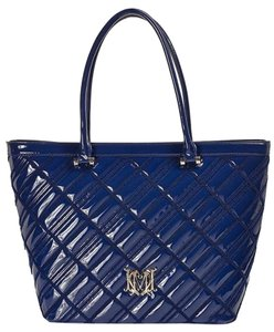 Love Moschino Stylish Tote in blue