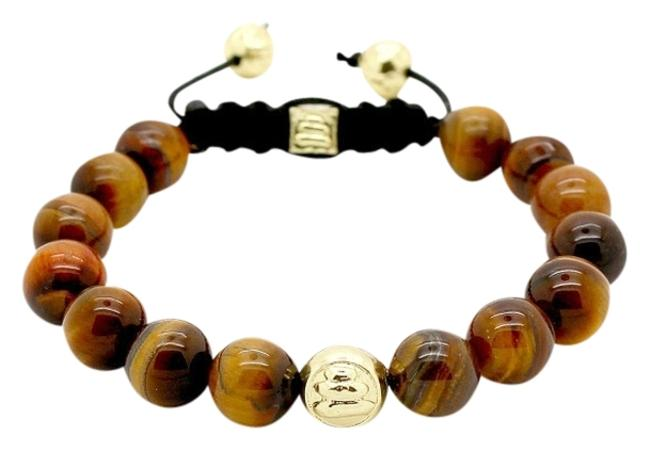 Item - Tiger Eye Royalty Bracelet