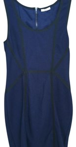 Rachel Roy short dress Sapphire Blue on Tradesy