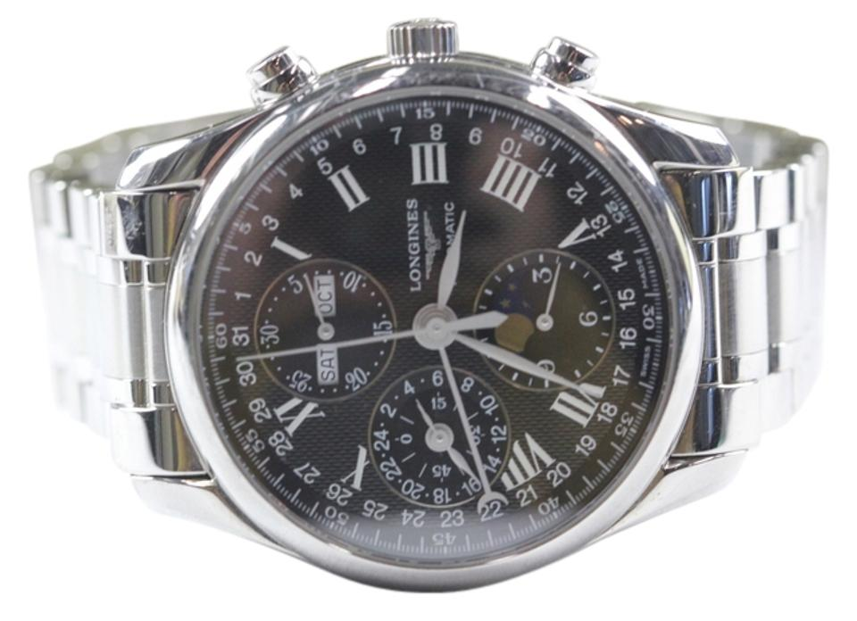 ae5716f4407e2 Longines Longines Master Collection Chronograph Moon Phase with Box Image 0  ...