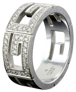 Gucci * Gucci 3G Diamonds on 18k White Gold Band