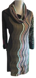 M Missoni short dress Multi on Tradesy