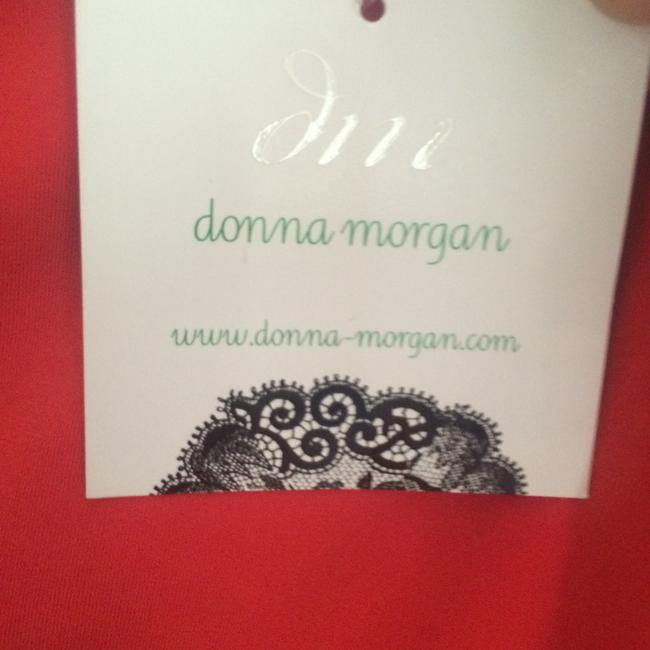 Donna Morgan New With Tags Formal Ruching Dress Image 3