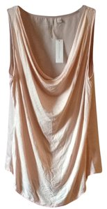 New York & Company Top Toupe/blush Pink