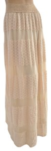 Nick & Mo Maxi Skirt Beige