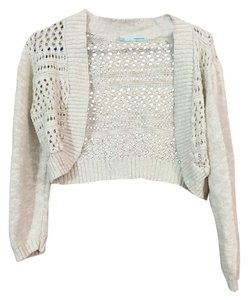 Maurices Knitted Crochet Hand Crafted Sweater