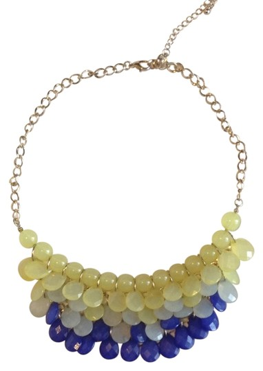 Preload https://item4.tradesy.com/images/target-blue-and-yellow-necklace-1220988-0-0.jpg?width=440&height=440