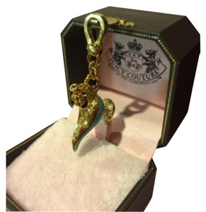 Juicy Couture *SALE* JUICY COUTURE EXTREMELY RARE ADORABLE DIAMOND PAVE & PEARL GENIE BOTTLE CHARM!!