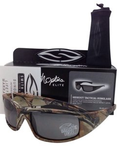 Smith Optics New SMITH OPTICS HIDEOUT TACTICAL Series Sunglasses Realtree AP Frame w/ Grey lenses
