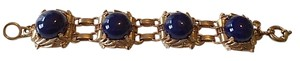 J.Crew J.Crew Blue Stone and Crystal Accent Bracelet