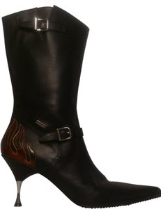 Harley Davidson Womens Black Boots