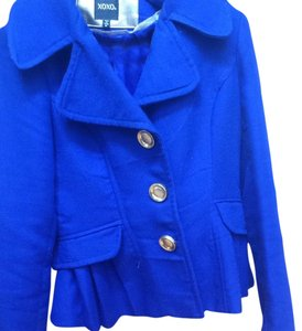 XOXO Cobalt Blue Jacket