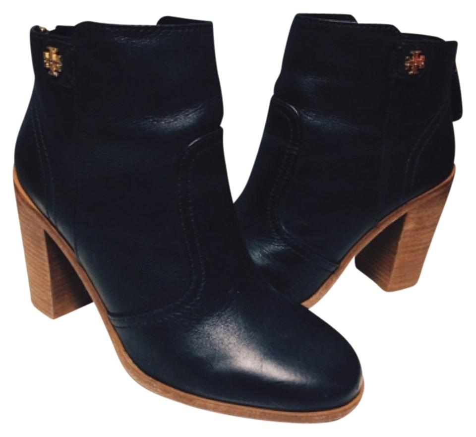 Tory Burch Dark Navy Navy Dark Blue Boots/Booties d7e1eb