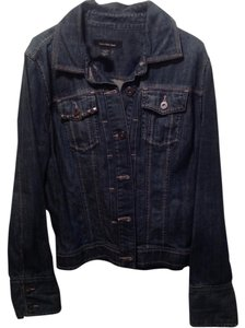 Calvin Klein Denim Womens Jean Jacket