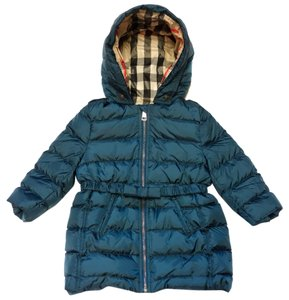 Burberry Kids Catherine Bow Detail Down Puffer Jacket 12months (Kids) Jacket Jacket Kids Jacket Kids Kid Clothing Coat