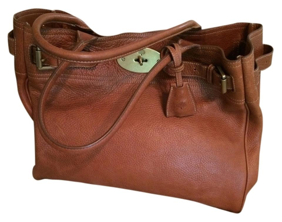 Mulberry Bayswater Baywater Bayswater Receipt Dustbag Tote in Oak ... 12a357701fb20