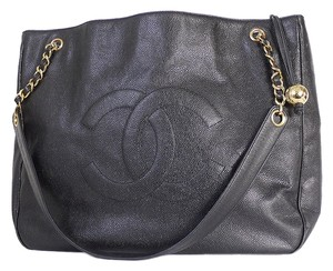 Chanel Classic Tote Rare Vintage Shoulder Bag