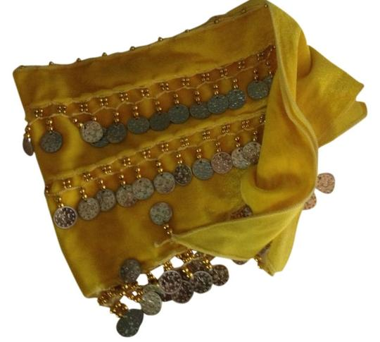Other Belly Dancing Velour Hip Scarf Sz: Xs-S