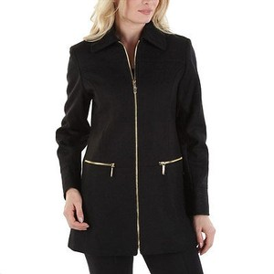 Michael Kors M121952lb Womens Black Jacket