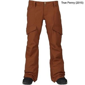 Burton Lucky Womens True Penny Waterproof Ski Snowboard Winter Pants