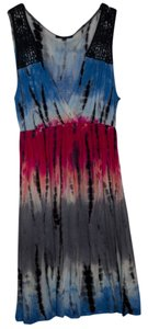 Soprano short dress Tye Dye Boho Bohemian Festival Summer on Tradesy