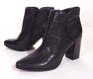 Nine West Warning Womens Black Boots