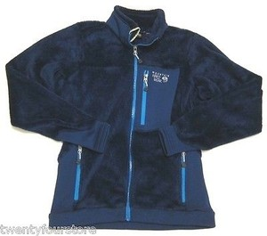 Mountain Hardwear Womens Blue Jacket