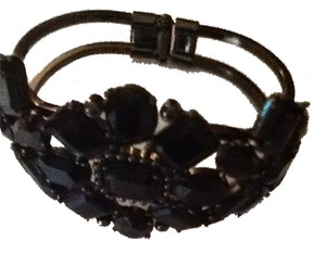 Banana Republic Black Statement Braclet