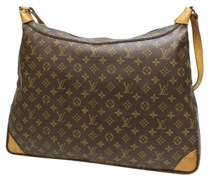 Louis Vuitton Monogram Crossbody Messenger Promenade Canvas Shoulder Bag