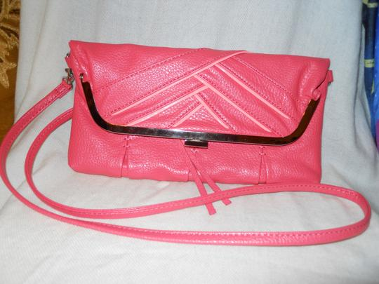 Jessica Simpson Man Made Clutch Cross Body Bag Image 1