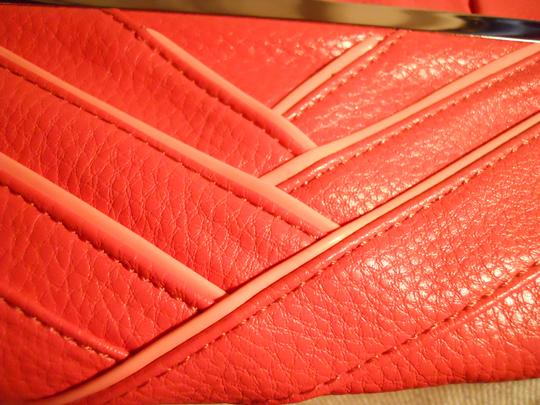 Jessica Simpson Man Made Clutch Cross Body Bag Image 10