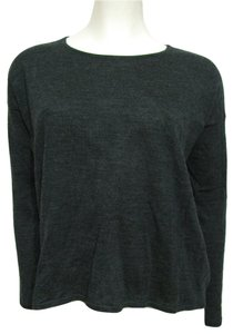 Eileen Fisher Grey New Sweater