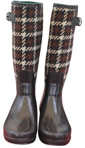 Banana Republic Brown Tweet Boots