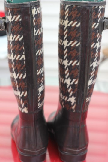 Banana Republic Brown Tweet Boots Image 2