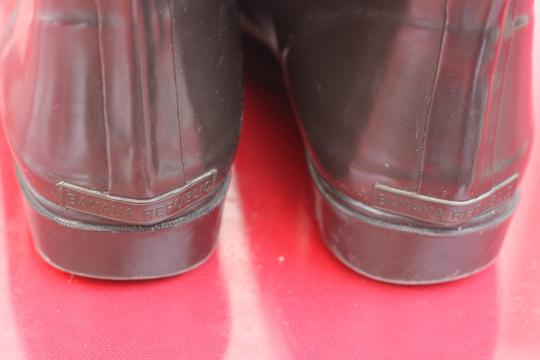 Banana Republic Brown Tweet Boots Image 3
