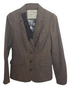 Cartonnier Metallic Wool Blazer